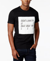 INC International Concepts Men's Text-Print T-Shirt, Created for Macy's