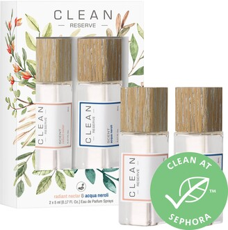 CLEAN RESERVE - Mini Radiant Nectar & Acqua Neroli Set