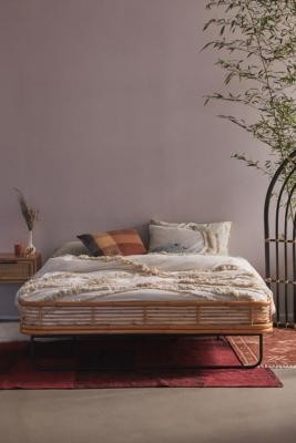Urban Outfitters Mikko Bed - Beige ALL at