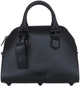 KENDALL + KYLIE Holly Smooth Leather Top Handle Bag