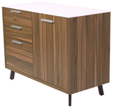 Euro Style Hart 3-Drawer Cabinet