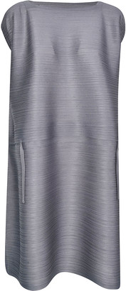 Pleats Please Issey Miyake Sleeveless Dress