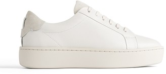 Jigsaw Rayla Platform Leather Trainer