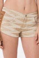 O'Neill 'Feather' Woven Shorts (Juniors)