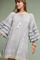 Love Sam Emmie Ruffled Dress