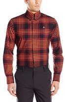 Vivienne Westwood Men's Krall Button-Down Shirt with Piping