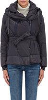Bacon Women's Hooded Jacket-BLUE
