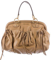 Miu Miu Leather Doctor Bag