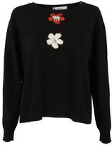 Blugirl Flower Sweater