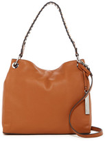 Vince Camuto Axton Leather Small Hobo
