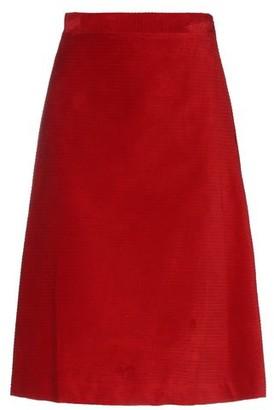 Massimo Rebecchi 3/4 length skirt