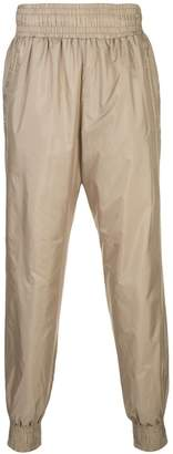 we11done shell track pants