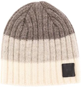 Canada Goose Tricolour Knit Hat
