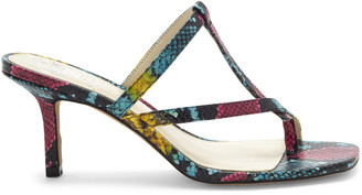 Vince Camuto Women's Soraja In Color: Colorful Shoes Size 5 BABY KID SHINE From Sole Society