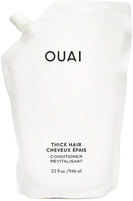 Ouai Thick Conditioner Refill Pouch