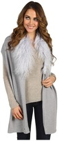 UGG Madison Fur Wrap (Light Grey) - Accessories