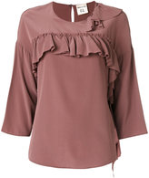 Semi-Couture Semicouture - Olivia blouse - women - Silk - 40
