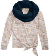 Self Esteem 2-Pc. Sweater & Scarf Set, Big Girls