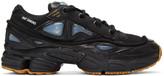 Raf Simons Black adidas Originals Edition Ozweego Bunny Sneakers