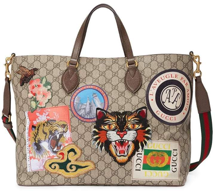 4ffe269d6bf5 Gucci Angry Cat - ShopStyle UK