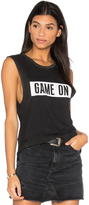 TYLER JACOBS Game On Cut Off Tank