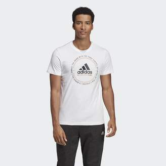 adidas Must Haves Emblem Tee