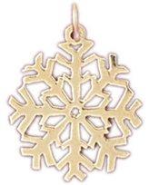 Clevereve 14K Gold Charm Christmas 1 Gram(S)