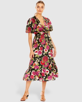 Talulah Envision Midi Dress