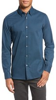 Ted Baker 'Patches' Modern Trim Fit Sport Shirt