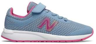 New Balance Lace-Up Mesh Sneaker (Little Kid)