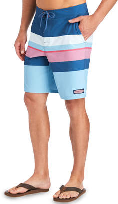 Vineyard Vines Striped Board Shorts