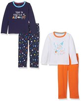 Mothercare Baby Boys' Blast Off-2 Pack Clothing Set