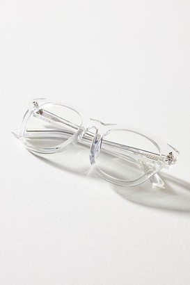 Ryder Blue Light Glasses By DIFF Eyewear in Beige