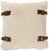 UGG Luxe Lodge Cushion - 50cmx50cm - Natural