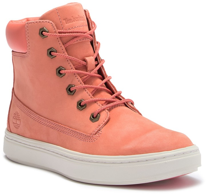 Timberland Londyn Leather 6-Inch Lace-Up Sneaker