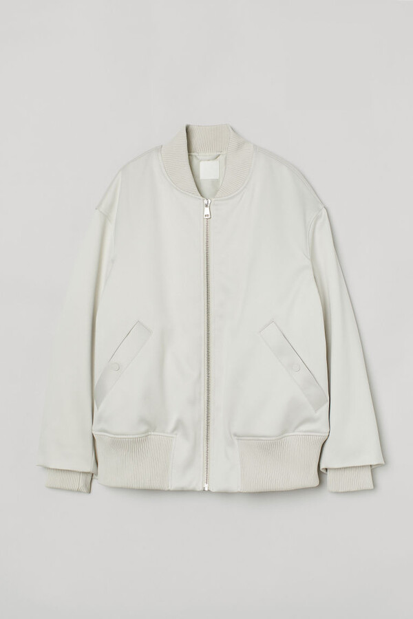 Thumbnail for your product : H&M Bomber Jacket - Brown