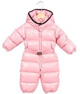 Moncler Girls' Down Snow Suit