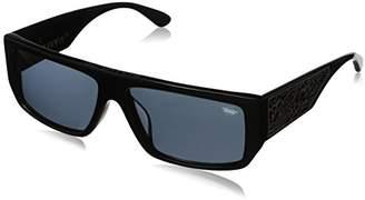 Black Flys Sci Fly 4 SMK Lens Wrap Sunglasses