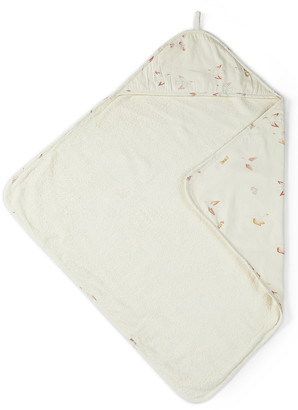Pehr Birds of a Feather Hooded Towel