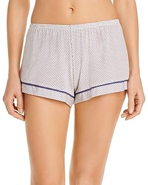 Eberjey Geo Dots Pajama Shorts