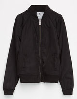 Full Tilt Classic Girls Bomber Jacket