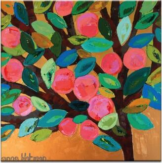 Artist Lane Fruit Tree Canvas Print