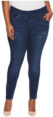 Jag Jeans Nora Pull-On Skinny Butter Denim in Flatiron (Flatiron) Women's Jeans