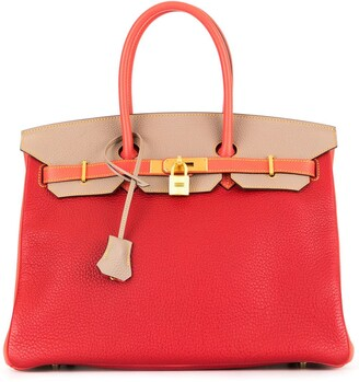 Hermes pre-owned Birkin bag