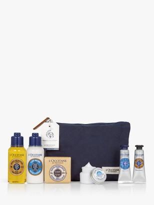 L'Occitane Shea Butter Collection Bodycare Gift Set