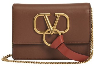 Valentino Vring clutch bag