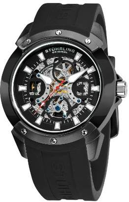 Stuhrling Original Men's 266.33561 Crucible Automatic Skeleton Watch