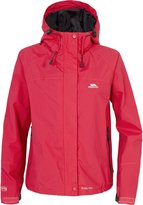 Trespass Womens/Ladies Miyake Hooded Waterproof Jacket (XL)