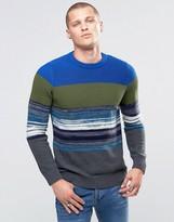 Diesel K-Baccanalis Stripe Sweater