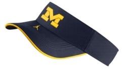 Jordan Michigan Wolverines 2020 Sideline Visor